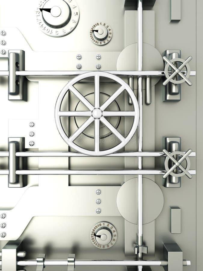 дверь вольтижировала иллюстрация штока