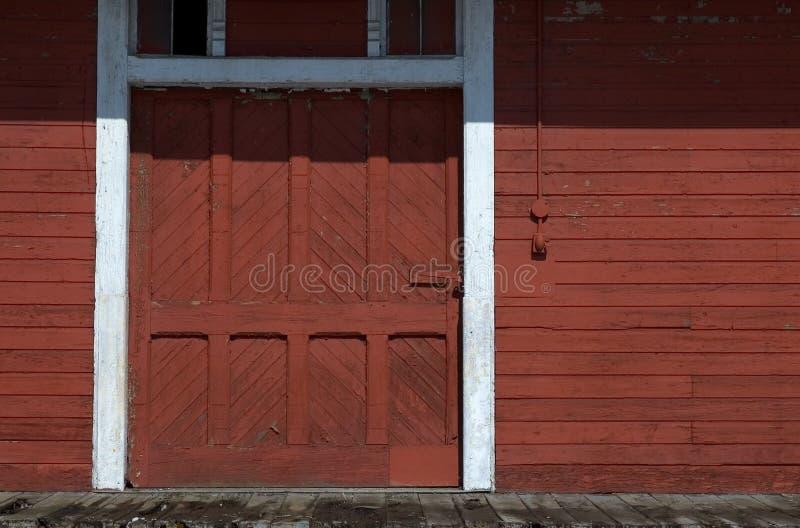 дверь стыковки стоковые изображения