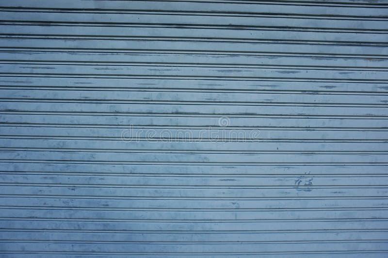 Дверь штарки ролика стоковая фотография