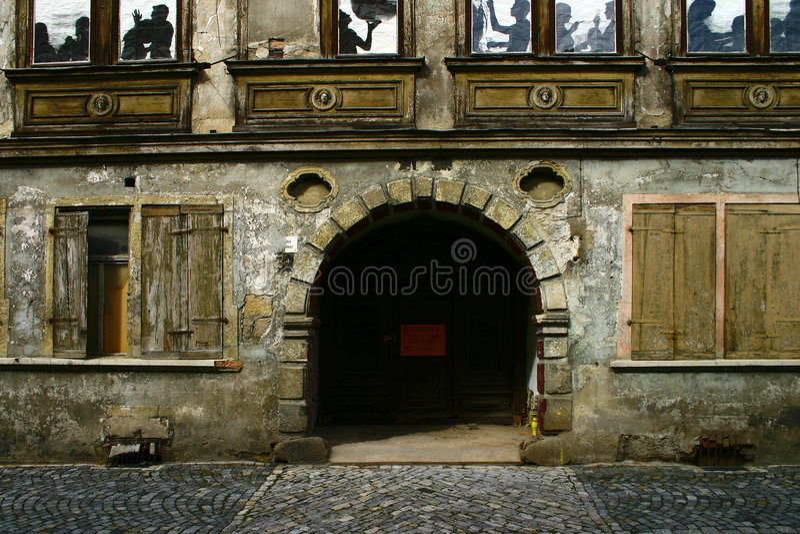 Дверь #1 стоковое изображение rf