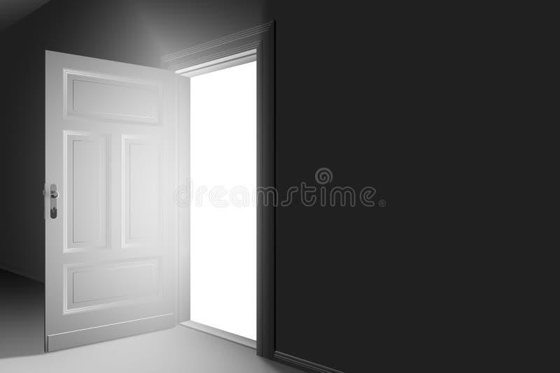 Download дверь иллюстрация штока. иллюстрации насчитывающей кнопка - 17622140