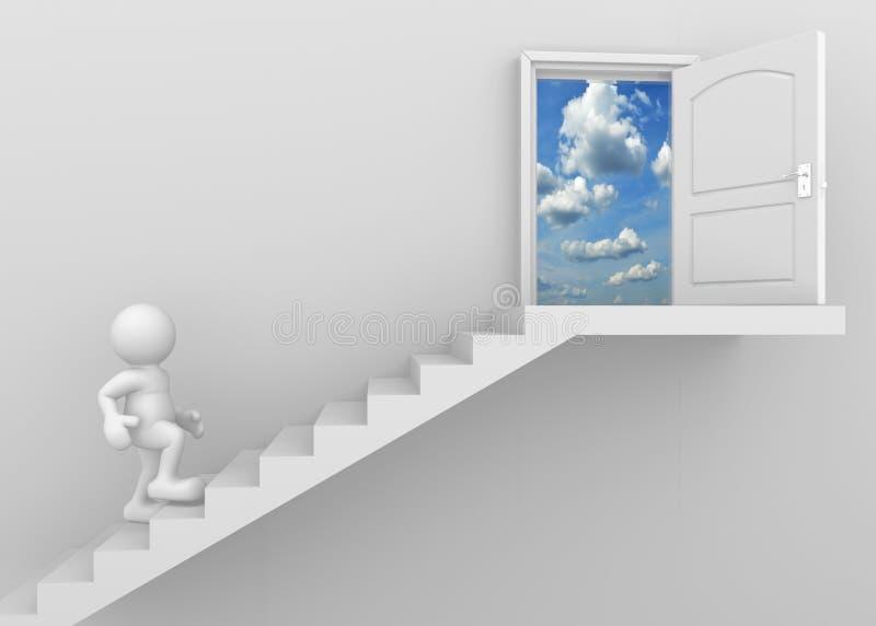 дверь бесплатная иллюстрация