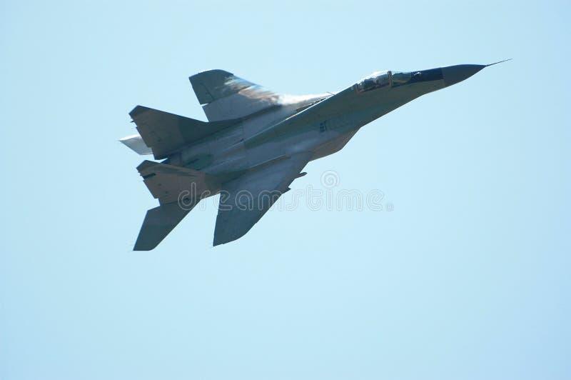 двигатель самолет-истребителя ii стоковые фотографии rf