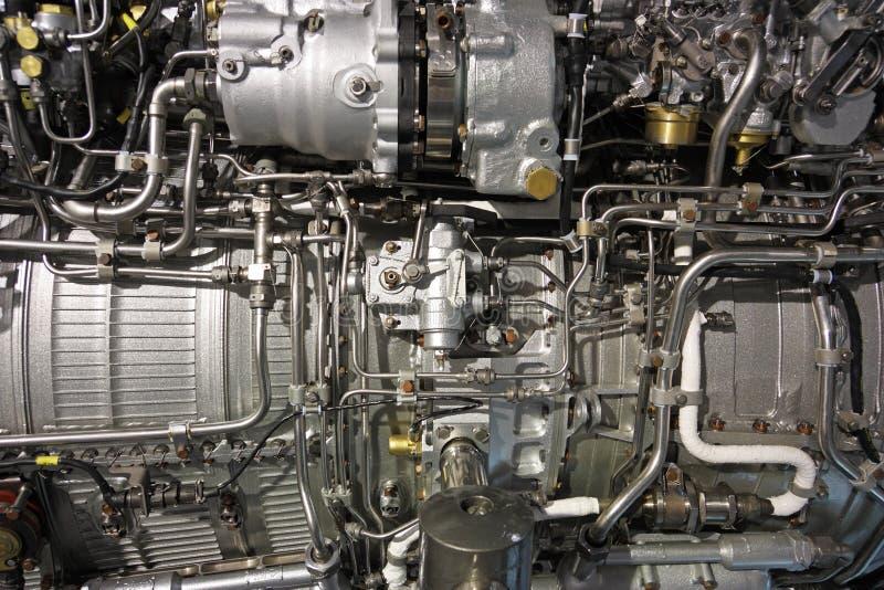 двигатель turbo двигателя стоковые изображения