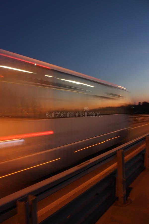 Движение в нерезкости стоковые фото