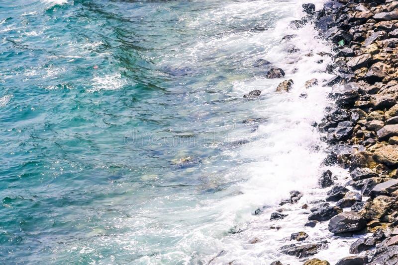 Движение нежной волны стоковое изображение rf