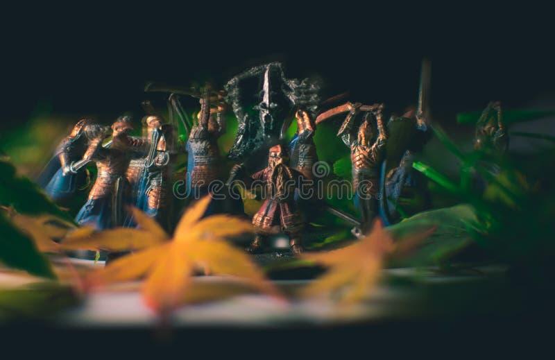 Движение лорда Кольца В стоковая фотография rf