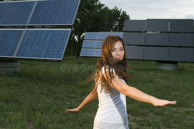 движение энергии стоковое изображение