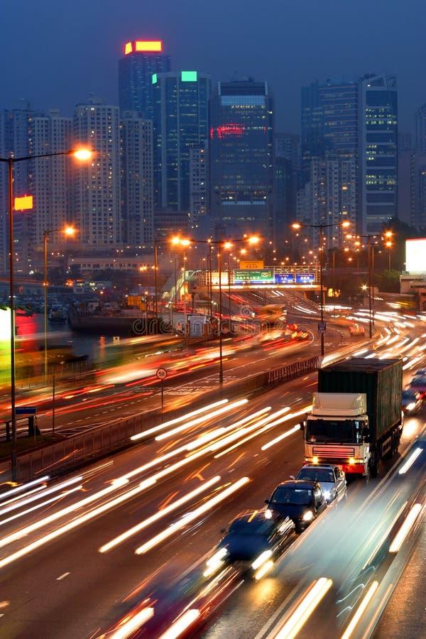 движение kong варенья hong стоковое изображение