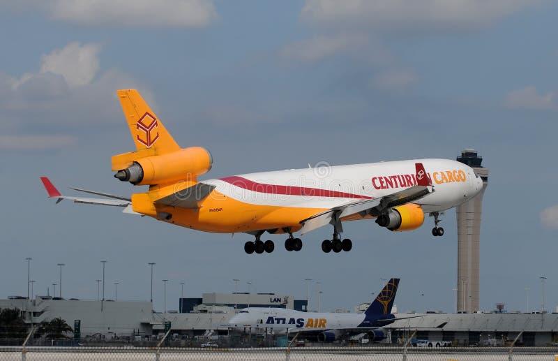 движение miami груза авиапорта многодельное стоковые фотографии rf