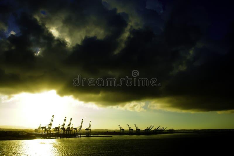 двоеточие Панама стоковое изображение rf