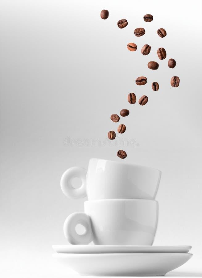 двойная метафора espresso бесплатная иллюстрация