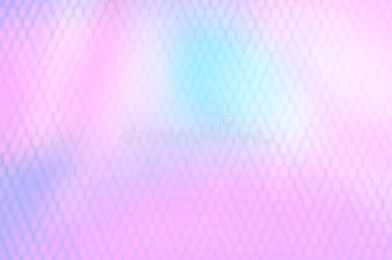 Двойное фотоизображение с изображением Сверхфиолетовый,синий,розовый,фиолетовый цвета размыты абстрактно с светлым фоном Сверхфио стоковое изображение