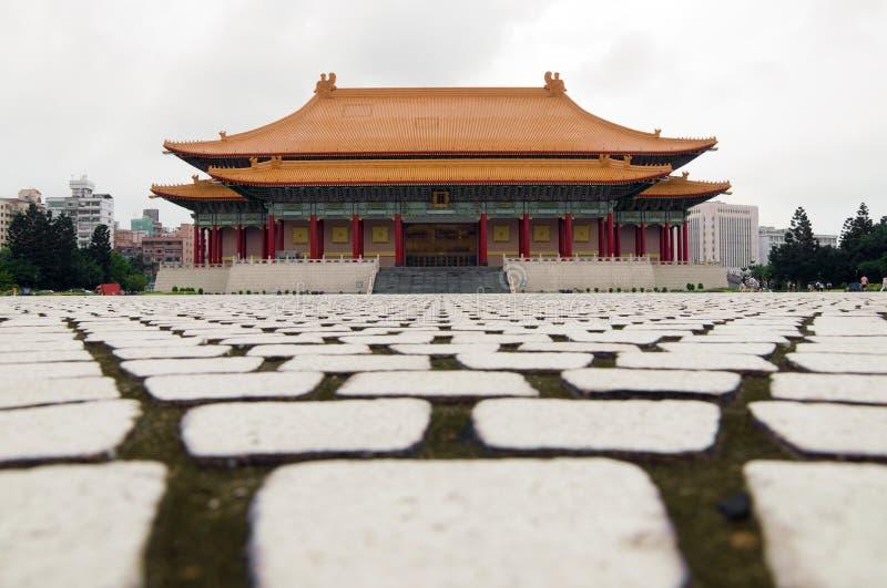 дворец квадратный taipei стоковые изображения