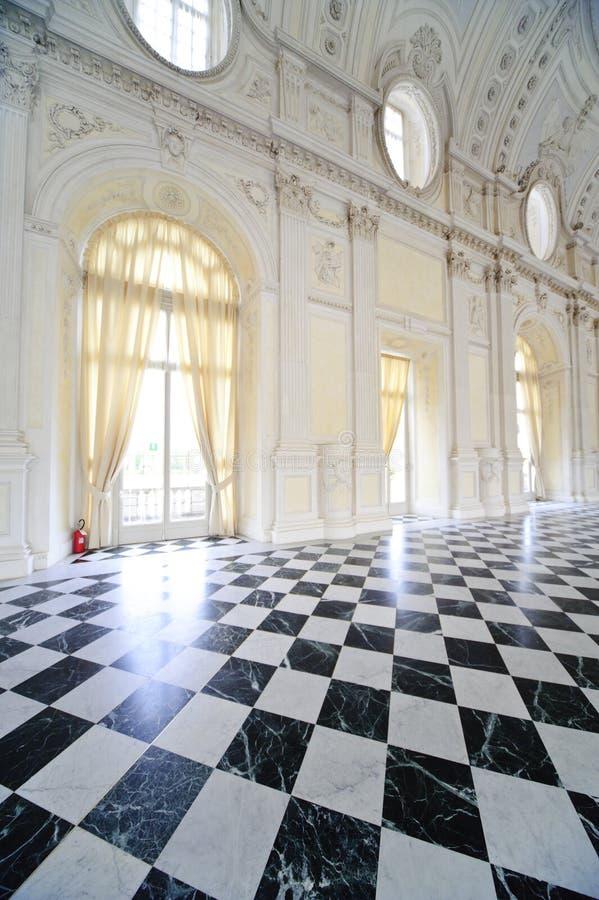 дворец королевский стоковое изображение