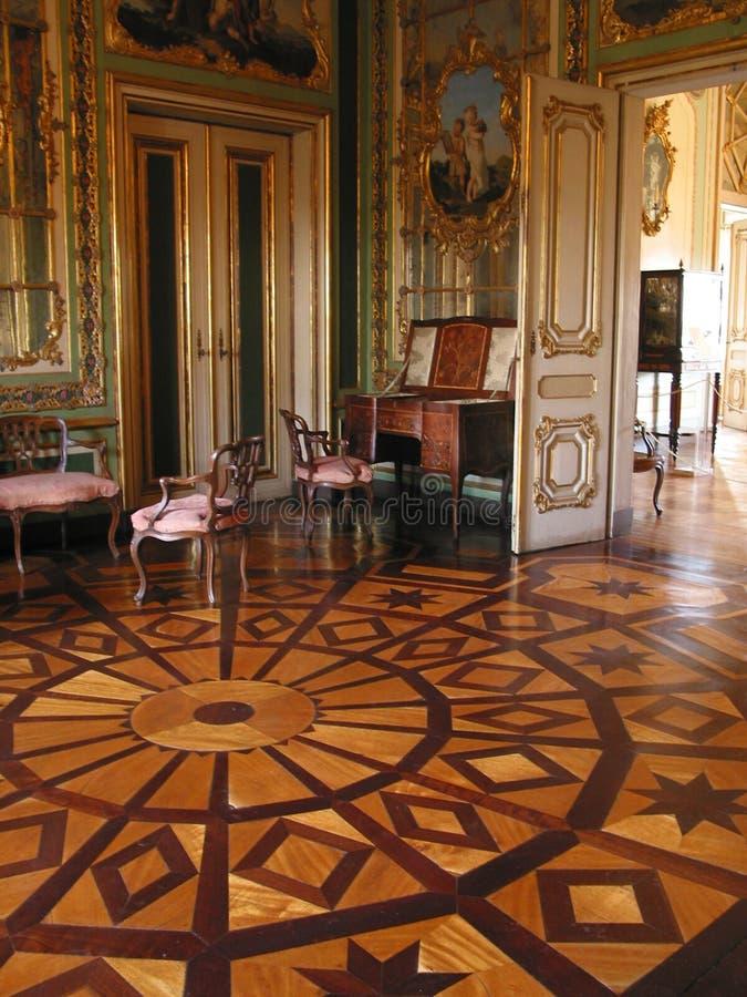 дворец королевский стоковая фотография rf