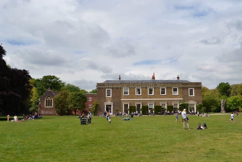 Дворец Лондон Fulham стоковые изображения