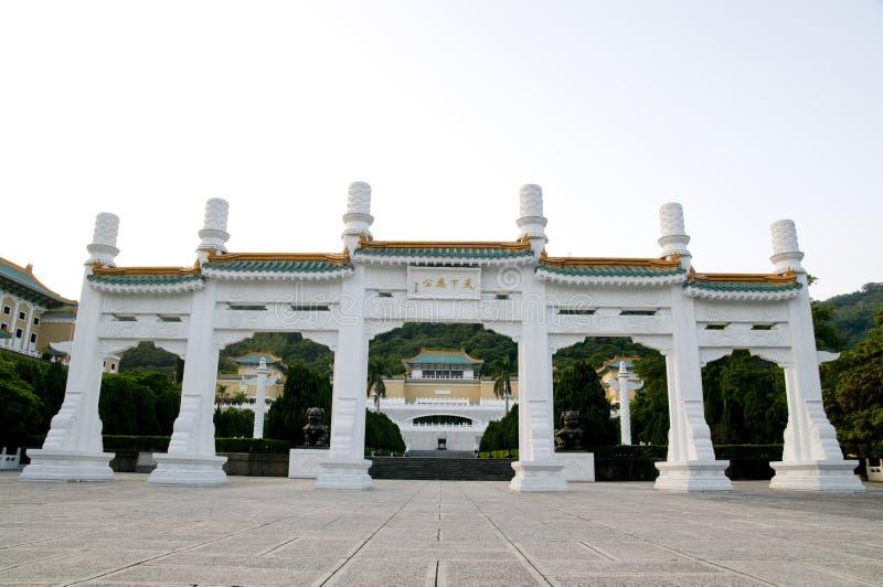 дворец музея стоковая фотография rf