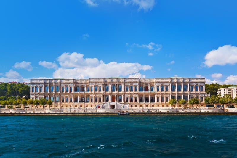 Download Дворец на Стамбуле Турции стоковое изображение. изображение насчитывающей дом - 33736915