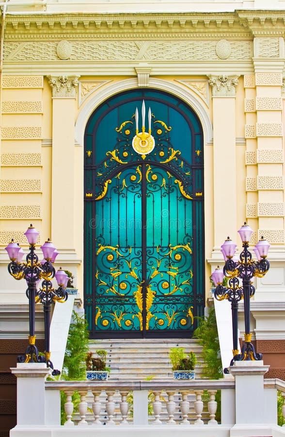дворец Таиланд стоковые фото