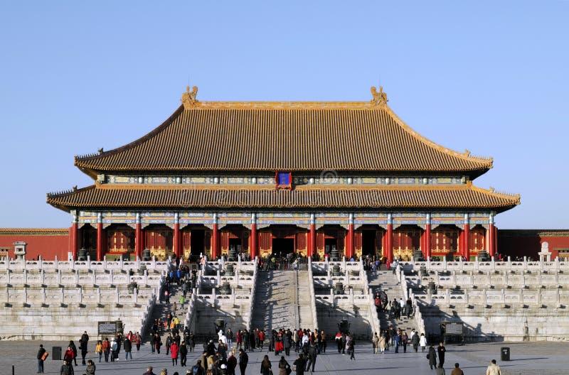 дворец фасада имперский стоковое фото rf