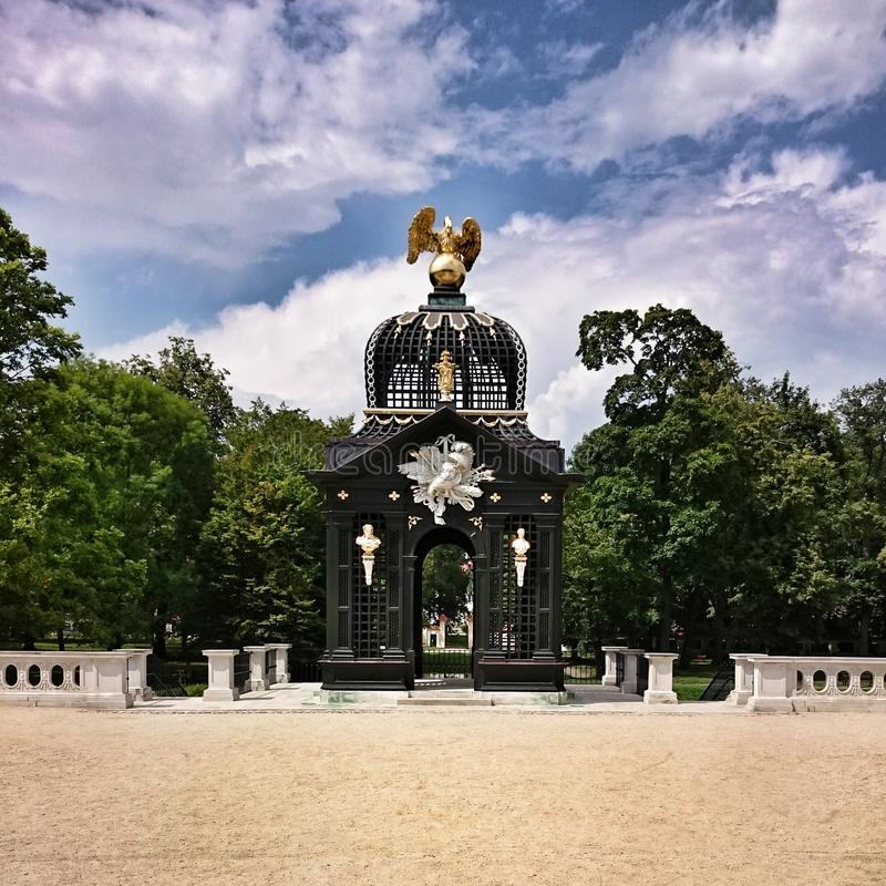 Дворец Branicki стоковое изображение