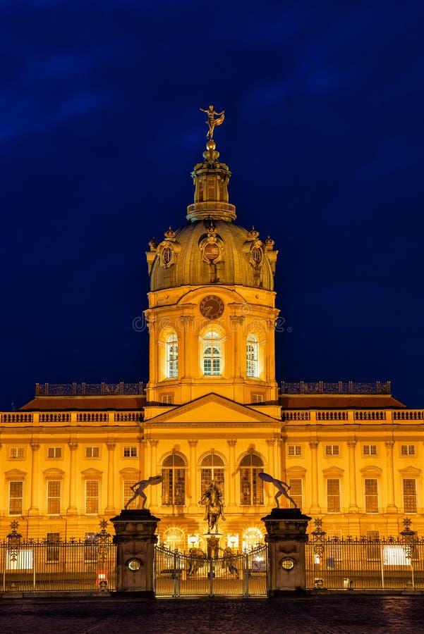 Дворец Charlottenburg стоковые изображения
