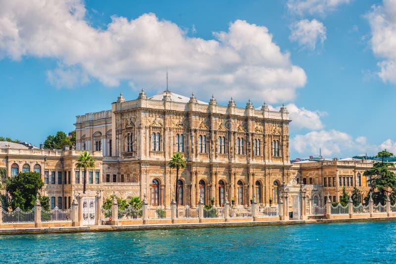 Дворец Dolmabahce стоковые фото