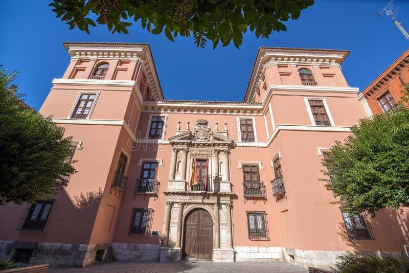 Дворец Fabio Nelli стоковые изображения