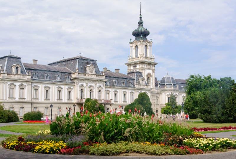 Дворец Festetics - Keszthely стоковое изображение