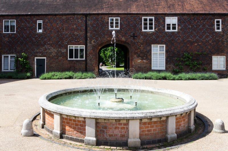 Дворец Fulham стоковое изображение