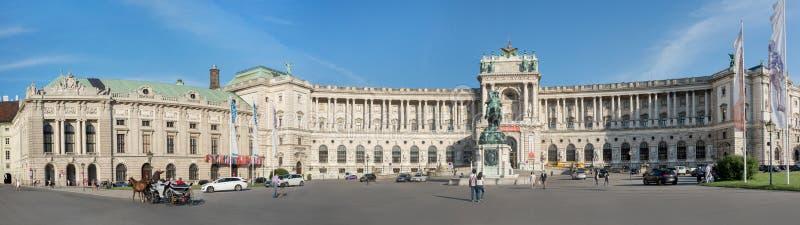 Дворец Hofburg - вена стоковые фото