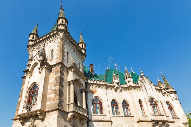 Дворец Jakab в Kosice, Словакии стоковые изображения rf