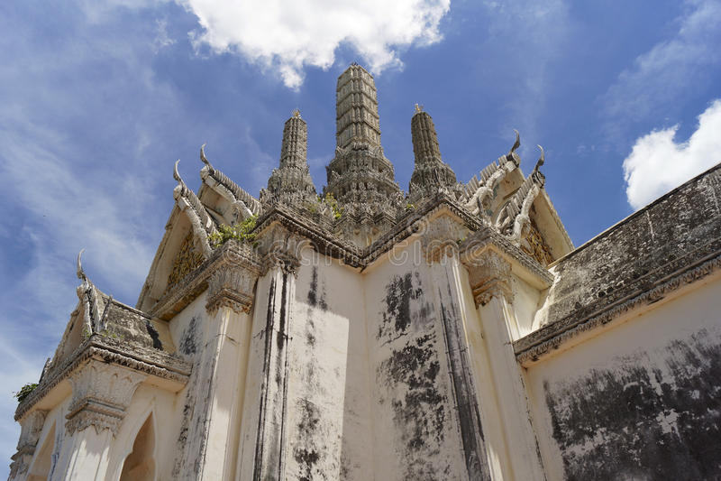 Дворец Khao Wang стоковые фотографии rf