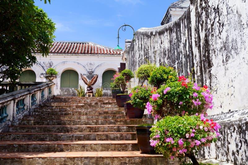 Дворец Khao Wang стоковое фото rf