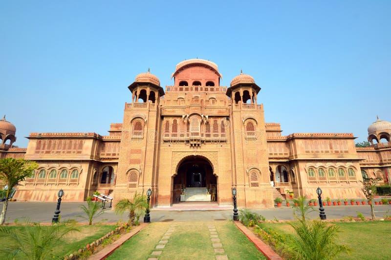 Дворец Laxmi Niwas стоковые изображения rf