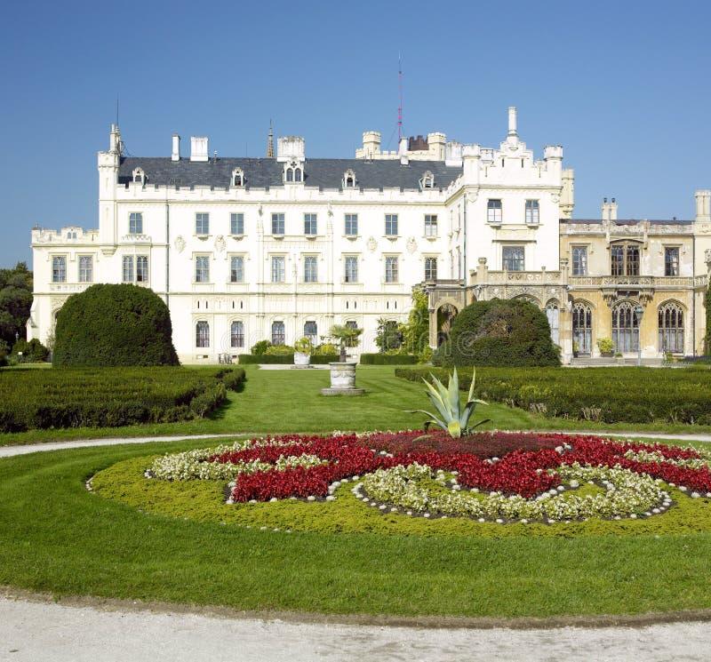 дворец lendicem стоковая фотография rf