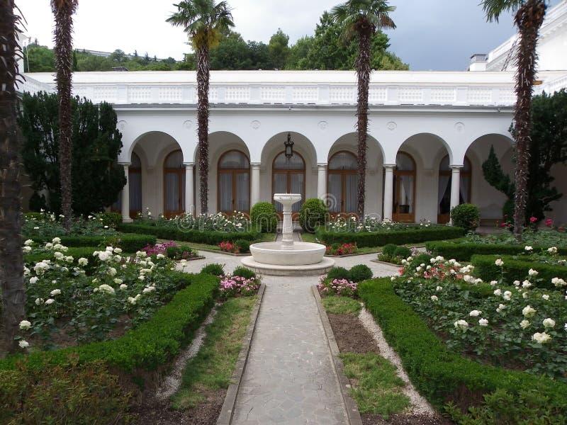 Дворец Livadia стоковое фото rf