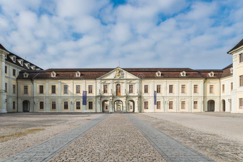 Дворец Ludwigsburg стоковые изображения rf