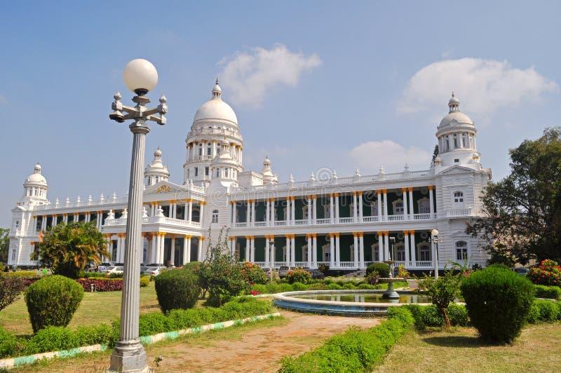 Дворец Mysuru Lalitha стоковая фотография