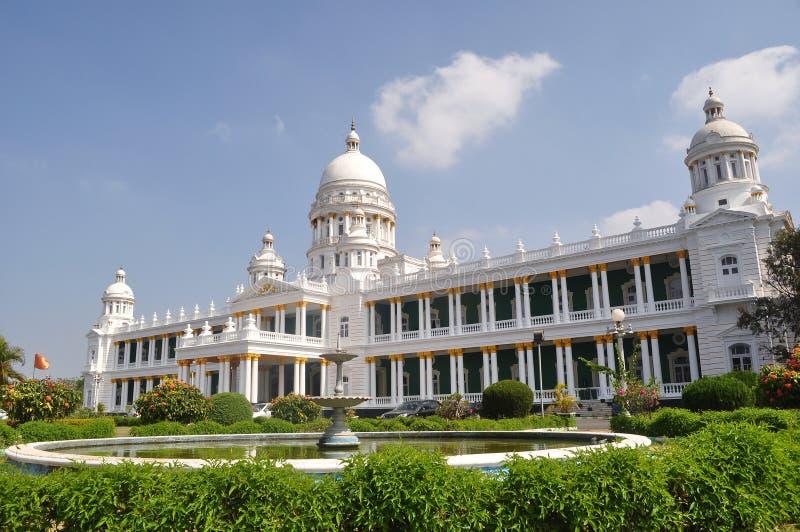 Дворец Mysuru Lalitha стоковое изображение