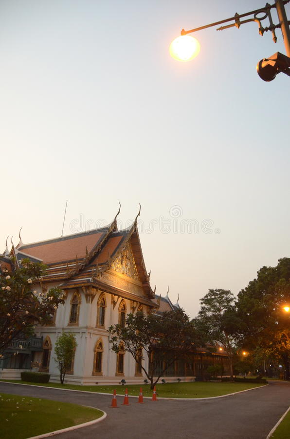 Дворец Sanam Chandra стоковые фотографии rf