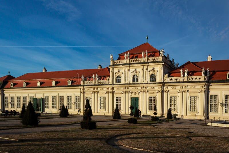 Дворец Schönborn стоковые изображения rf