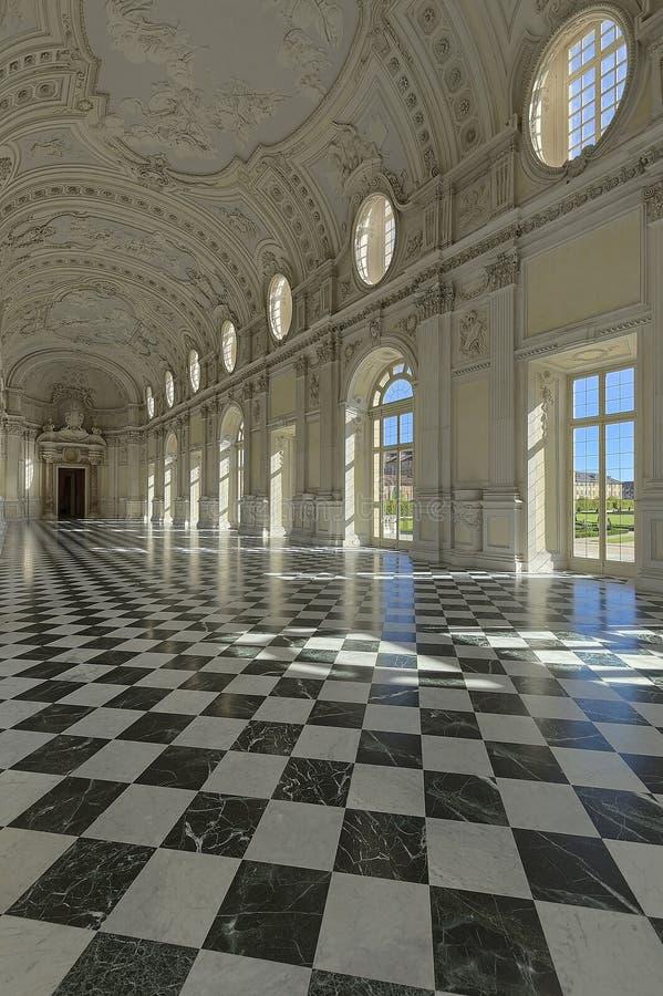 Дворец Venaria стоковое фото