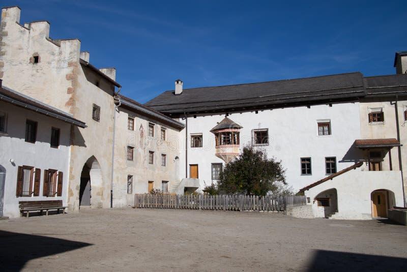 Двор монастыря стоковые фотографии rf