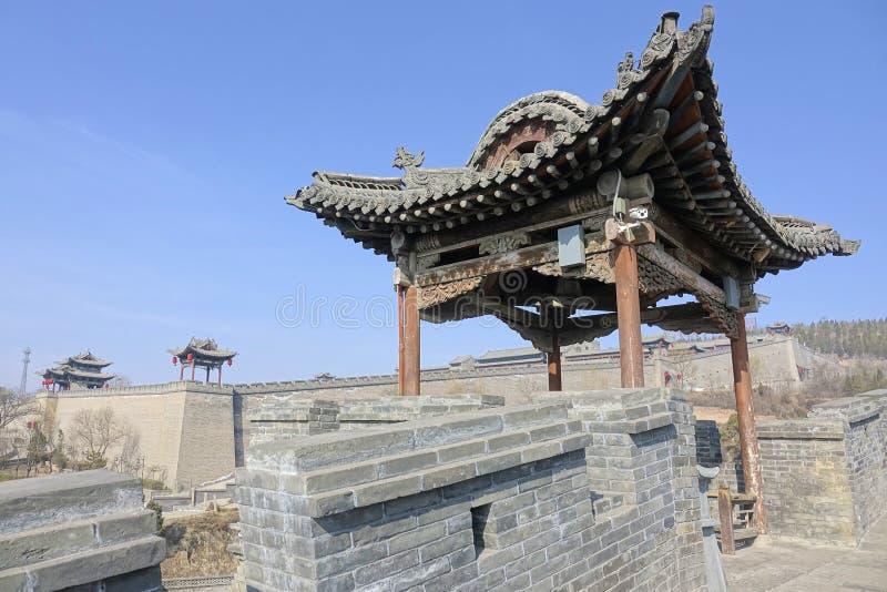 Двор Wangs стоковые фото