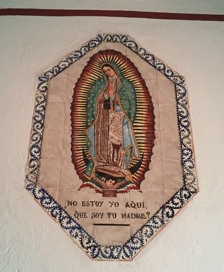 Девственница Мексика стоковые изображения