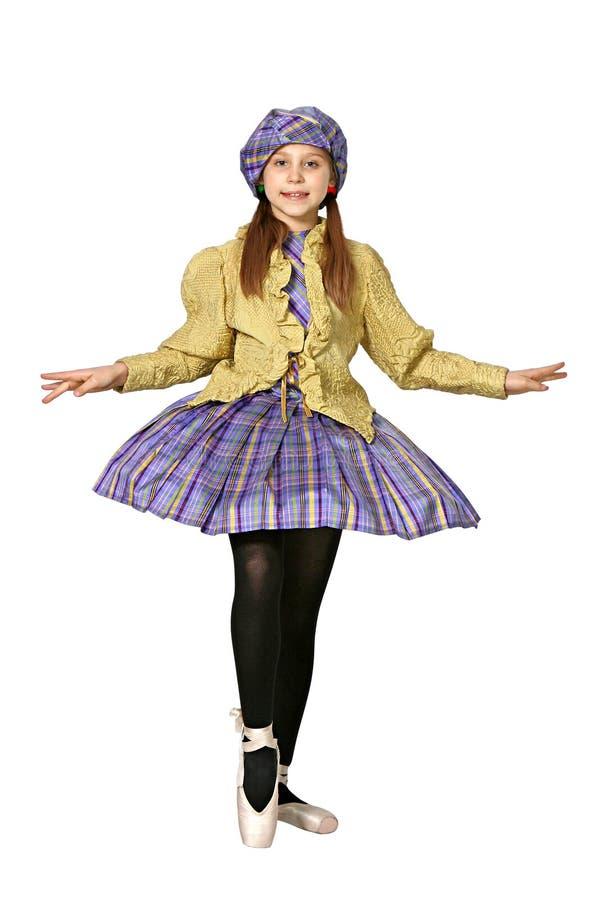 девушка балерины стоковое фото rf
