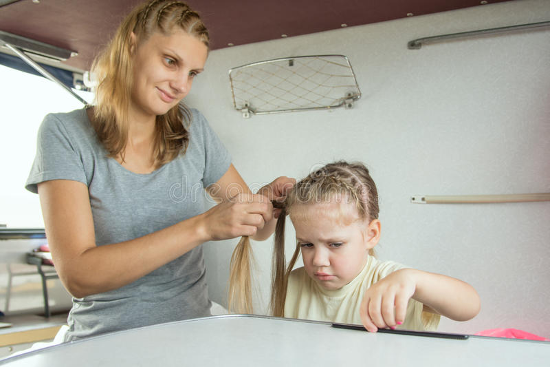 волосы моей дочки в картинках оставлю