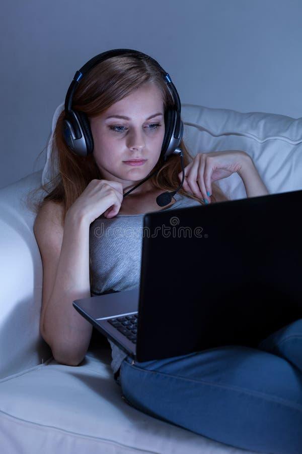 Девушка по скайпу на работе пожелание девушке удачи на работе